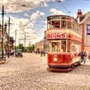 Binns Tram 5 Poster