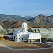 Biosphere 2, Arizona Poster