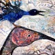 Bird On Bird Poster