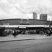 Birmingham Outdoor Market And Rag Market Uk Poster