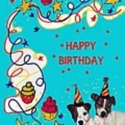 Birthday Twins Poster