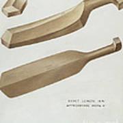 Bishop Hill: Washing Flail Poster