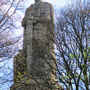 Bismarck Monument 1 Poster