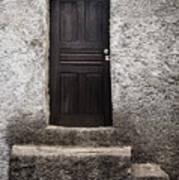 Black Door Poster