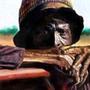 Black Farmer Poster