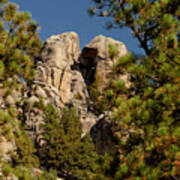 Black Hills Rock Feature Poster
