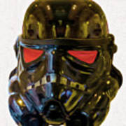 Black Stormtrooper - Pa Poster