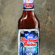 Blackened Voodoo Beer Poster