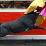 Blind Bull Poster