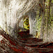 Blood Redwoods Poster