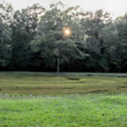 Bloody Pond Shiloh National Military Park Tennessee Poster