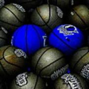 Blue Balls Poster
