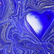 Blue Beats Poster