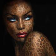 Blue Eyes Wild 3 Poster