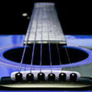 Blue Guitar 14 Poster