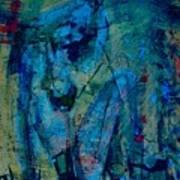 Blue Light Poster