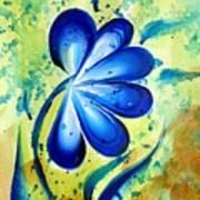 Blue Mood  Poster
