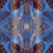 Blue Mosi-oa-tunya 1 Poster
