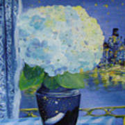 Blue Night Poster