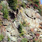 Blue Ridge Mountain Poster