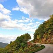 Blue Ridge Parkway, Buena Vista Virginia 6 Poster