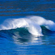 Blue Wave Poster