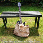 Guitar Blues    Poster