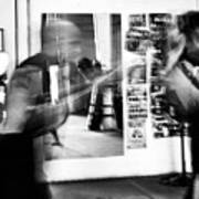 Blurred Training Poster