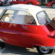 Bmw Mini-car Poster