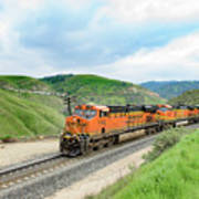 Bnsf7492 3 Poster