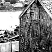Boat House Poster