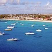 Boats  Grand Turk Poster