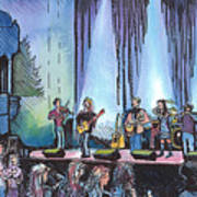 Bob Dylan Tribute Show Poster