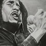 Bob Marley Poster by Don Medina