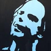 Bob Weir Poster by Gayland Morris