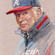 Bobby Cox Poster