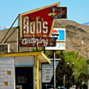 Bobs Caterting Poster