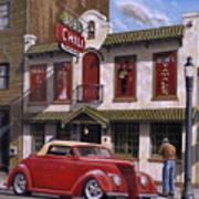 Bob's Chili Parlor Poster