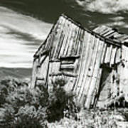 Bodie Barn Poster