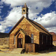 Bodie Church I Poster