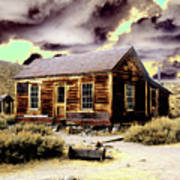 Bodie House Poster