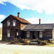 Bodie Houses Poster