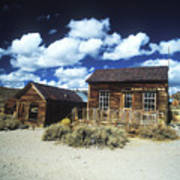 Bodie Houses II Poster