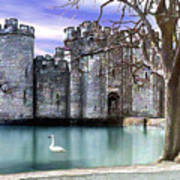 Bodium Castle England Poster