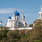 Bogolyubov Monastery Poster