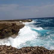 Bonaire North Shore 2 Poster