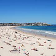 Bondi Beach In Sydney Australia Poster