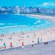 Bondi Beach Summer Poster