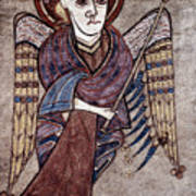 Book Of Kells: St. Matthew Poster