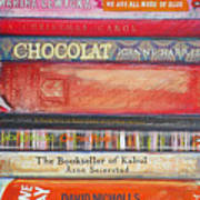 Book Stack II Poster